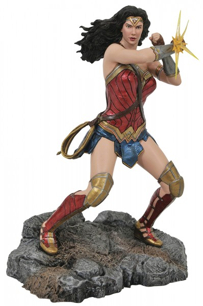 DC Gallery - JL Movie Wonder Woman Bracelets