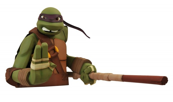 Teenage Mutant Ninja Turtles - Donatello Bust Bank