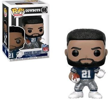 NFL - POP - Ezekiel Elliott/Cowboys / AWAY