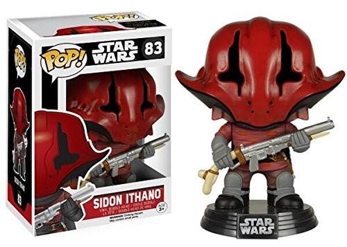 POP - Star Wars Episode 7 - Sidon Ithano