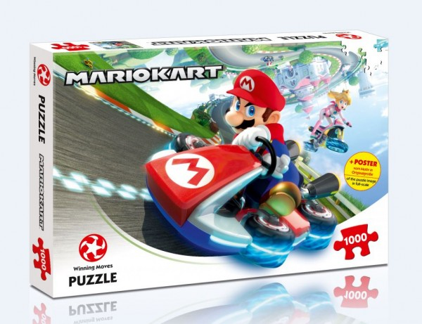 Mario Kart - Funracer Puzzle