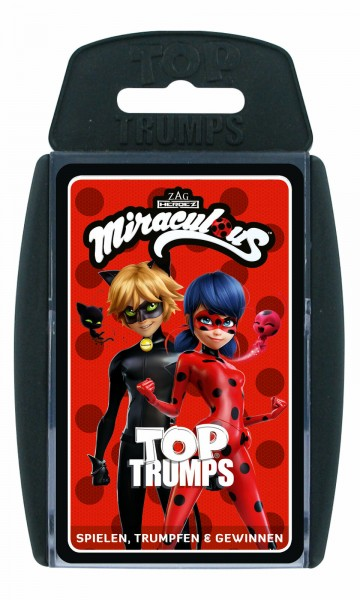 Top Trumps - Miraculous