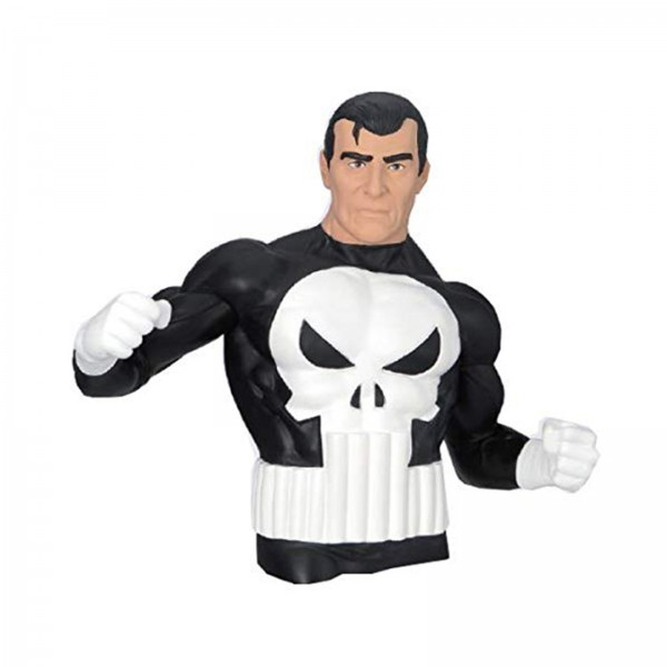 Marvel The Punisher Bust Bank/Spardose