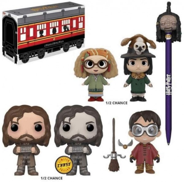 POP - Harry Potter Hogwarts Express Mystery Box
