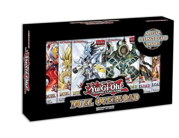Yu-Gi-Oh! Duel Overload Box EN