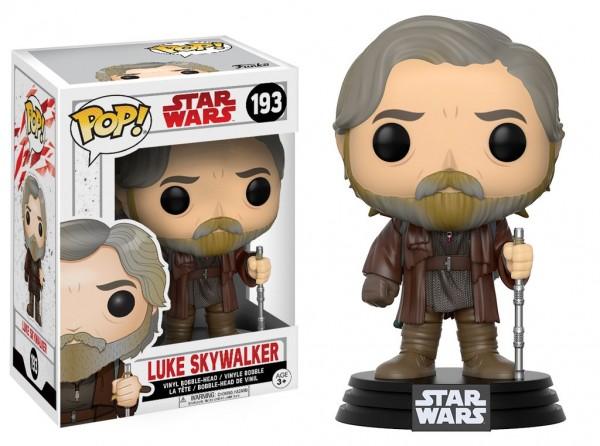POP - Star Wars Episode 8 - Luke Skywalker