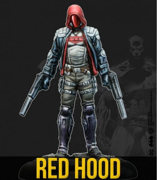 Batman Miniature Game - Red Hood