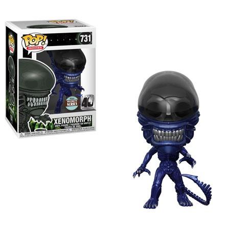 POP - Aliens - BLUE XENOMORPH SPECIALTY