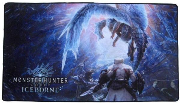 Monster Hunter World: Iceborne XL Mousepad