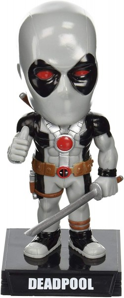 Wacky Wobbler Bobble-Head X-Force Deadpool