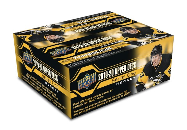 2019-20 NHL Upper Deck I Retail Foil (Retail)
