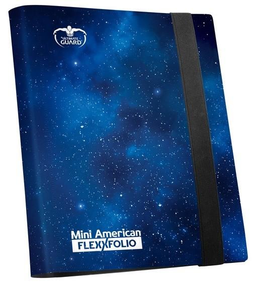 UG Mini American 9-Pocket FlexXfolio Mystic Space