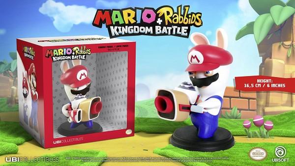Mario + Rabbids Kingdom Battle: Rabbid Mario 16 cm