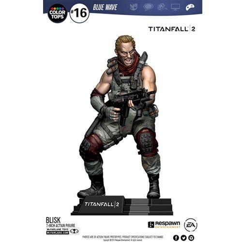 Titanfall 2 - Blisk 18 cm Color Tops