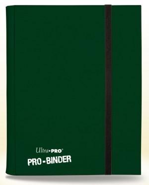 UP Pro Binder für 360 Karten dark green/dunkelgrün