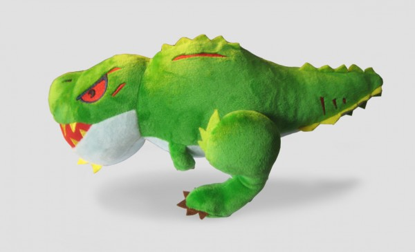 Monster Hunter World - Deviljho Plush