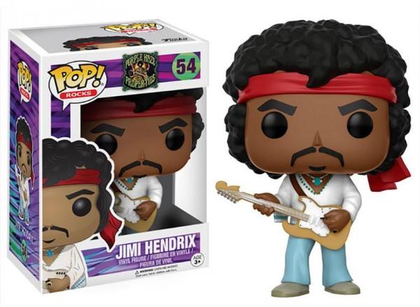 POP - Musik - Jimi Hendrix (Woodstock)
