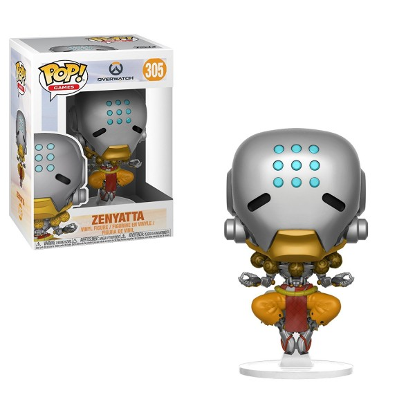 POP - Overwatch - Zenyatta