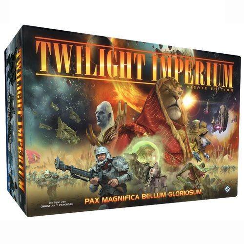Twilight Imperium 4 Edition - Grundspiel