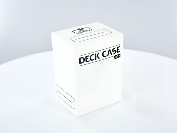 UG Deck Case 80+ White