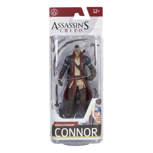 Assassin's Creed Series 5 Revolutionary Connor