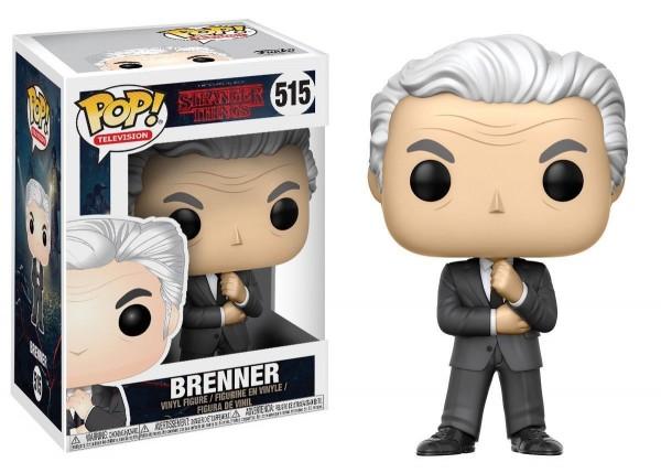 POP - Stranger Things - Brenner