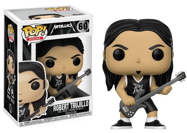 POP - Metallica - Robert Trujillo