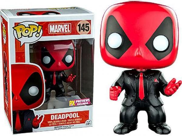 POP - Marvel Deadpool - PX Dressed