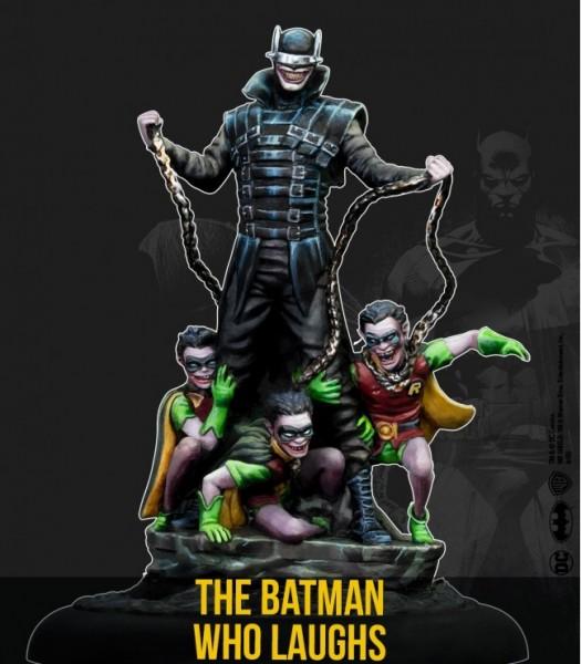 Batman Miniature Game - Batman who Laughs