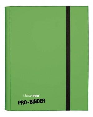 UP Pro Binder für 360 Karten light green/hellgrün