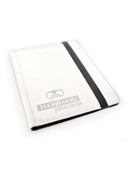 UG 9-Pocket FlexXfolio XenoSkin White