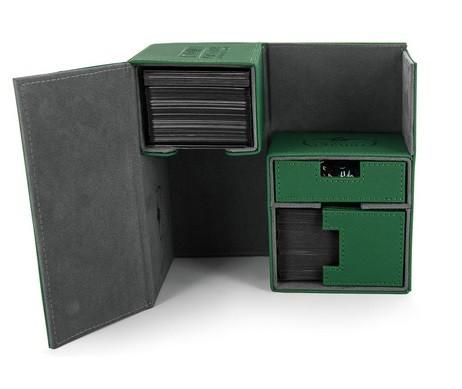 UG Twin Flip`n`Tray Deck Case 160+ XenoSkin Green