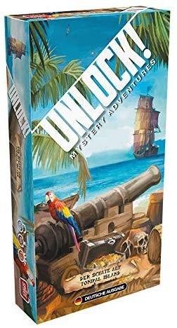 Unlock! - Der Schatz auf Tonipal Island DE