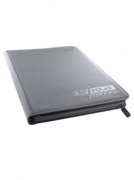 UG 9-Pocket ZipFolio XenoSkin Grey