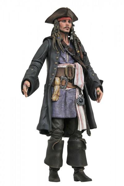 Pirates V Dead Men Tell no Tales - Jack Sparrow