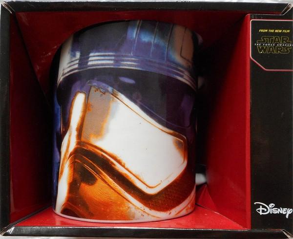 Star Wars VII - Captain Phasma Keramiktasse