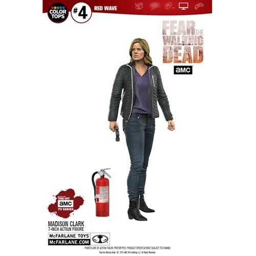 Fear the Walking Dead Madison Clark 17cm Color Top