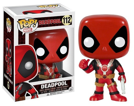 POP - Deadpool - Deadpool (Thumb Up)