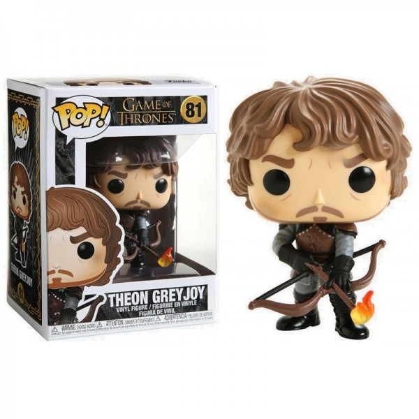 POP - Game of Thrones - Theon Greyjoy + Arrows