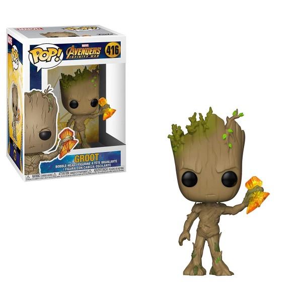 POP - Marvel Avengers Infinity War - Groot