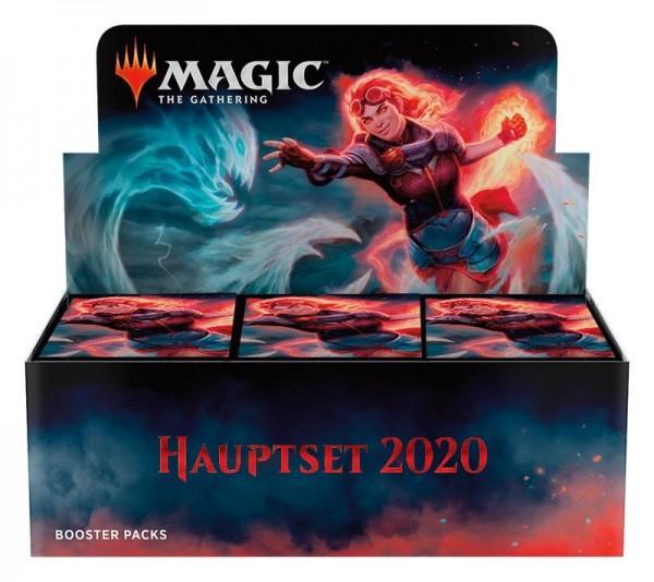 Magic 2020 Hauptset (Booster) DE