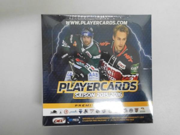 2015-16 DEL Playercards Premium Serie 1