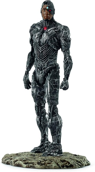 SCHLEICH - Justice League, Cyborg