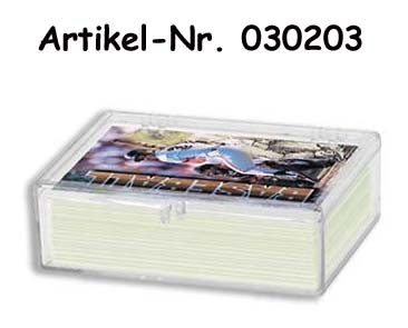 UP Plastikkasten für 050 Karten
