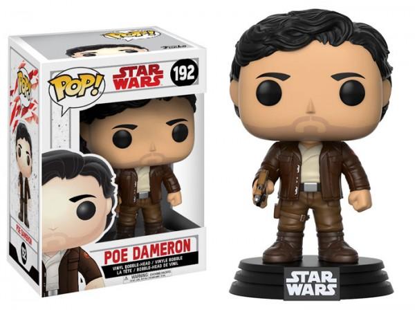 POP - Star Wars Episode 8 - Poe Dameron