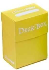 UP Deck-Box Yellow