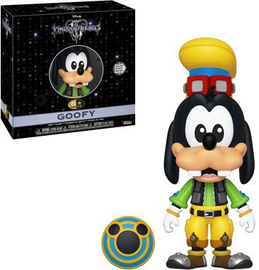 5 Star Kingdom Hearts 3 - Goofy