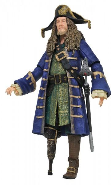 Pirates V Dead Men Tell no Tales - Barbossa
