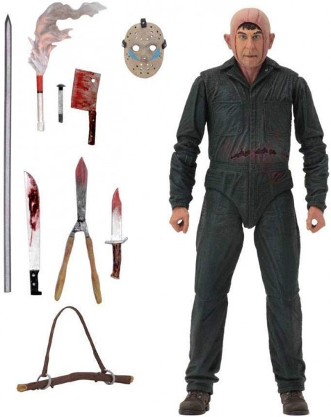 Friday the 13th Part V - Ultimate Roy Burns 18cm