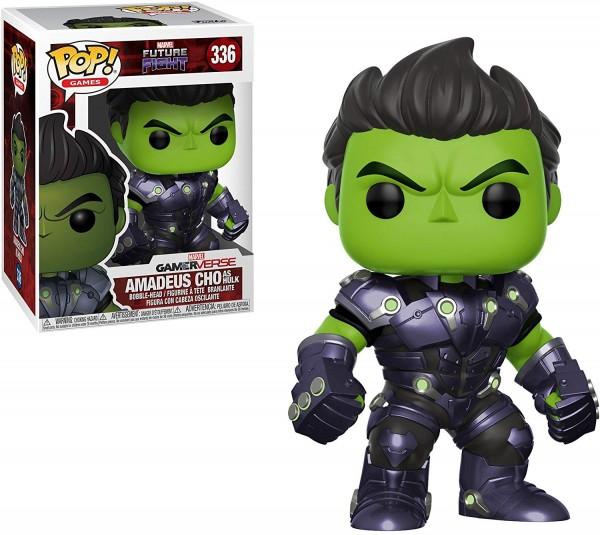POP - Marvel Future Fight - Amadeus Cho (Hulk)